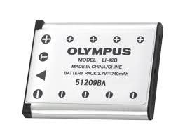 Olympus LI-42B Li-ion Rechargable Battery for DS-7000