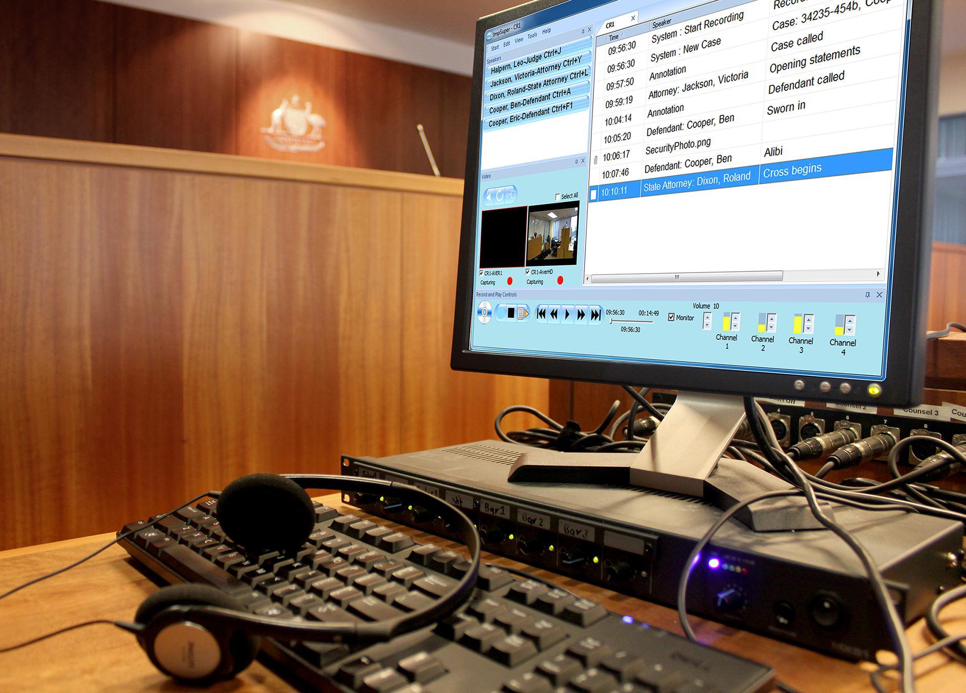 VIQ Satellite software