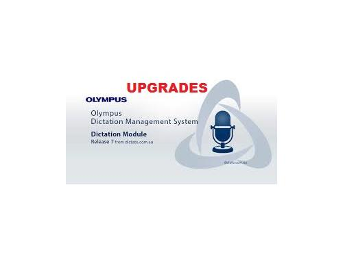 Olympus ODMS Dictation Upgrade AS9003
