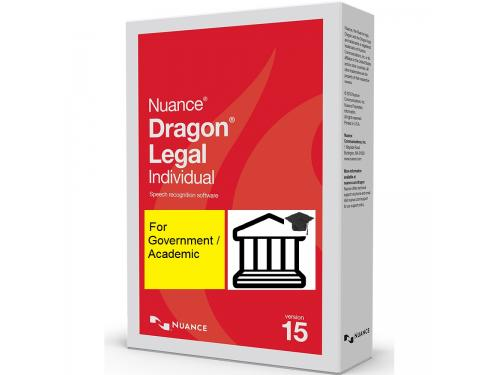 Dragon Legal 15 for Government and Academic