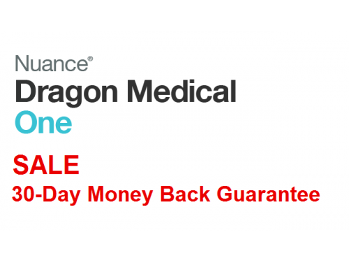 Dragon Medical One Cloud-based Speech Recognition Solution for Healthcare