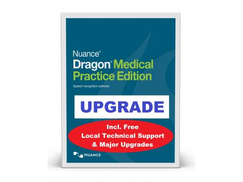 Dragon Medical Practice Edition 4.2 Upgrade