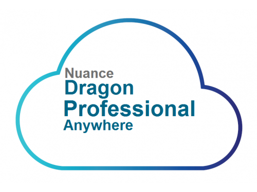 Dragon Professional Anywhere Cloud-Based Speech Recognition Solution