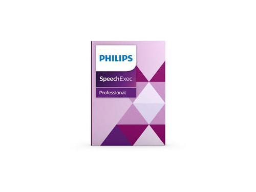 Philips SpeechExec Pro Speech Recognition Software
