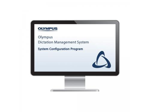 Olympus Web System Configuration Program License & Device Management Program