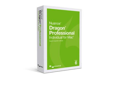 Dragon Professional Individual for Mac 6