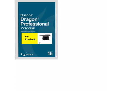 Dragon Professional Individual for Academic on USB