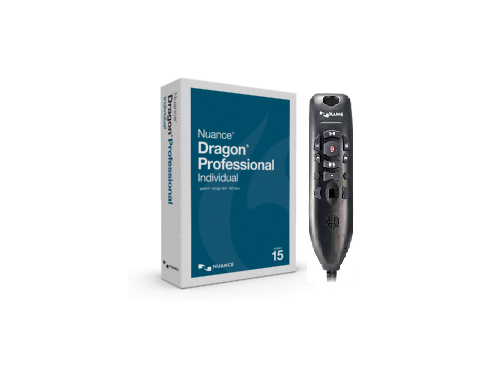 Dragon Professional Individual on USB with PowerMic III