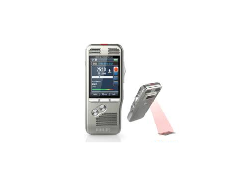 Philips Pocket Memo Recorder with Barcode Scanner - DPM8500