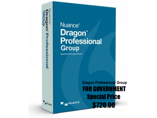 Dragon Professional Group for Government