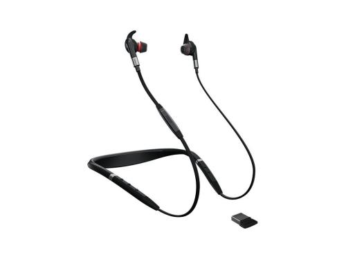 abra Evolve 75e Wireless Earbuds with link and charging stand
