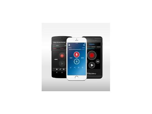 Philips Recording App for Smartphones with 12-month Dictation Hub Subscription - LFH0743