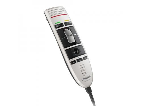 Philips SpeechMike Classic dictation and voice recorder with slide control