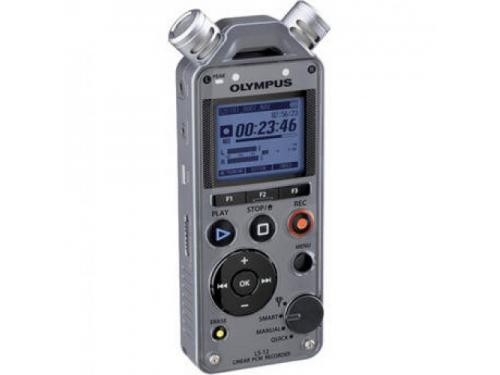 Olympus Music and Voice Recorder Linear PCM - LS12