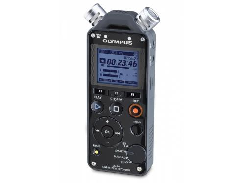 Olympus Music and Voice Recorder Linear PCM - LS14