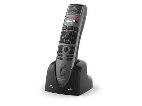 Philips SpeechMike Premium Air wireless dictation recorder - SMP4000
