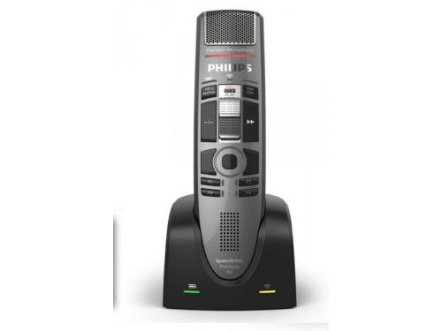 Philips SpeechMike Premium Air Recorder, slide switch operated - SMP4010
