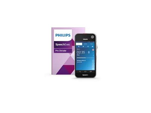 Philips SpeechAir with integrated SpeechExec Pro Dictate - PSE1200