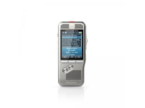 Philips DPM8100 Pocket Memo Digital Voice Recorder