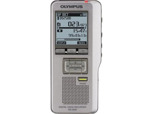 Olympus DS2500 Digital Voice Recorder
