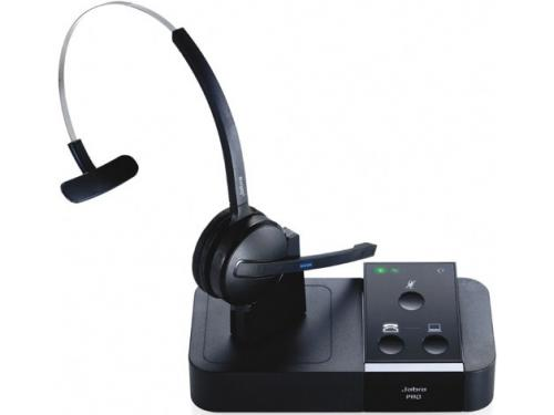 Jabra Pro 9450 Wireless Headset with Base